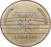 Token - Airbus A310 – avers