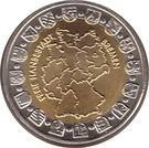 Jeton - Bundesländersatz Bremen (Bürgermeister-Smidt-Gedächtniskirche) – revers