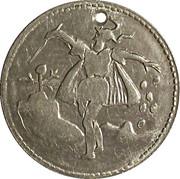Médaille (déesse de l'agriculture) – avers