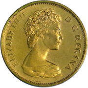 Medallion - Canada, 20 Dollar, 1967 (reproduction) – avers