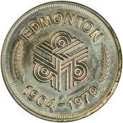 Edmonton, Alberta, 75th Anniversary – avers