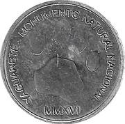 Medal- Yaguareté – avers