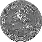 Medal- Yaguareté – revers