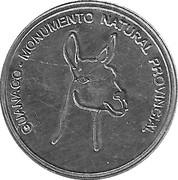 Medal- Guanaco – avers