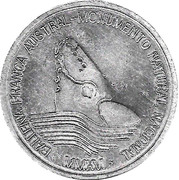 Medal- Ballena Franca Austral – avers