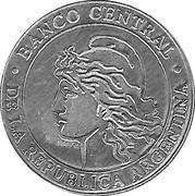 Medal- Ballena Franca Austral – revers