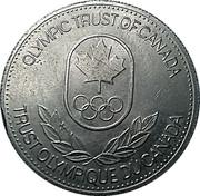 Olympic Trust of Canada - Biathlon – revers