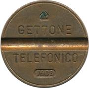Jeton de téléphone - Gettone Telefonico (CMM) -  avers