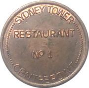 Sydney Tower Centrepoint Restaurant – avers