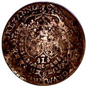 """jeton Louis XIII """"chambre des comptes de Bretagne"""" – avers"""
