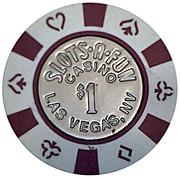 Jeton casino Las Vegas – avers