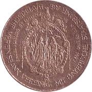 Token - Alt-Nürnberg (Engels Gruss St.Lorenz) – avers