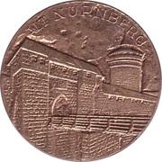 Token - Alt-Nürnberg (Olympia in Nurnberg) – revers
