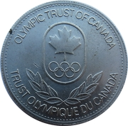 Olympic Trust of Canada - Weightlifting – revers