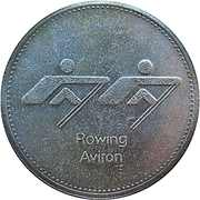 Token - Olympic Trust of Canada (Rowing) – avers