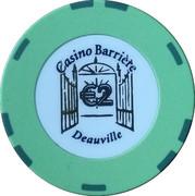 Casino Deauville (14) - 2 euro – revers