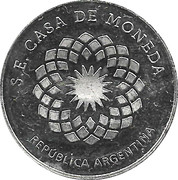 Token- Casa de Moneda – revers