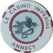 Casino Imperial Annecy (74) - 2,5 euro – avers