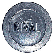 Token - RIVAL (round) – avers