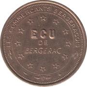 Ecu de Bergerac [24] – revers