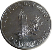 1 écu de la ville de Draguignan [83] – avers