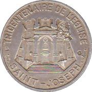 25 Ecus de Bastia [2B] – avers