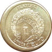 1/100 euro de Flayosc [83] – avers