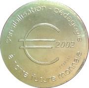 ½ euro de Roubaix [59] – avers