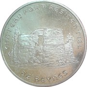 1 euro de Beynes [78] – avers