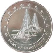 1 euro - Le Havre [76] - PIEFORT – avers