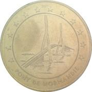 1 euro du Havre [76] – avers