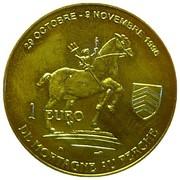 1 euro de Mortagne Au Perche [61] – revers