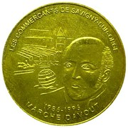 1 euro de Savigny-sur-Orge [91] – avers