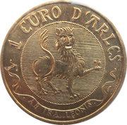 1 euro d'Arles [13] – revers