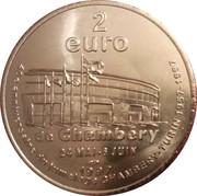 2 euros Amédée VIII (Chambéry) [73] – revers