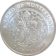 2 euros de Montélimar [26] – revers