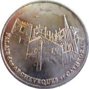2 euros de Narbonne [11] – avers