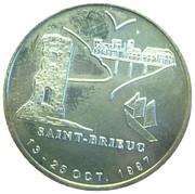 2 euros de Saint-Brieuc [22] – avers