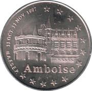 2 euros de Tours et de Touraine (Amboise) [37] – avers