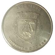2 euro de Domont (95) – avers