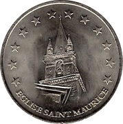 2 Euro de Pélissanne [13] – revers