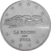 2 Euro du Canton de Retiers 35 – revers