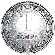 Token - Casino  MardiGras (1 Dolar) – avers