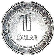 Token - Casino  MardiGras (1 Dolar) – revers