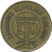 Danmarks Teltholder Forening – revers