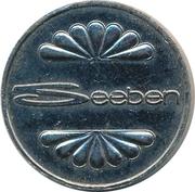 Token - Seeben – avers