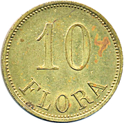 10 Flora – avers