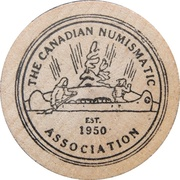 Token - The Canadian Numismatic Association – avers