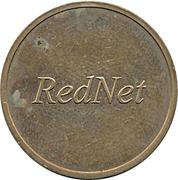 Token - RedNet (1) – avers