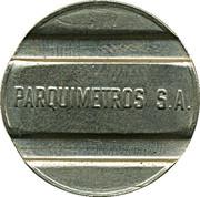 Token - Parquimetros S.A. – avers